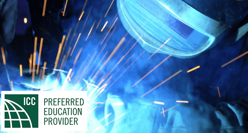 Fundamentals of Welding Processes ICC Preferred Provider Course #