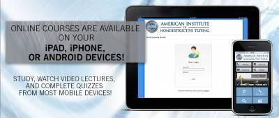 Convenient Online Courses for NDT Training