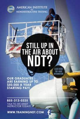 Still Up in the Air on NDT?