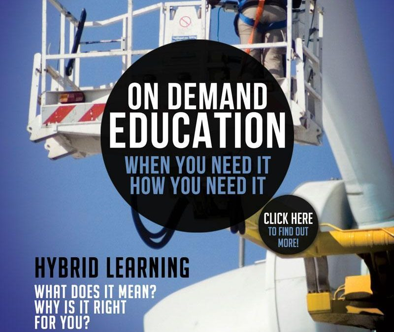 The Advantages of Hybrid Courses