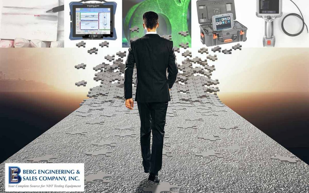 Nondestructive Testing Careers Are on the Rise: Taking a Look at All Sides of the Puzzle