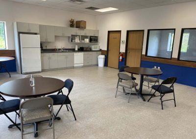 Student lounge - Cafeteria