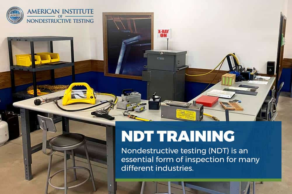 NDT-Training