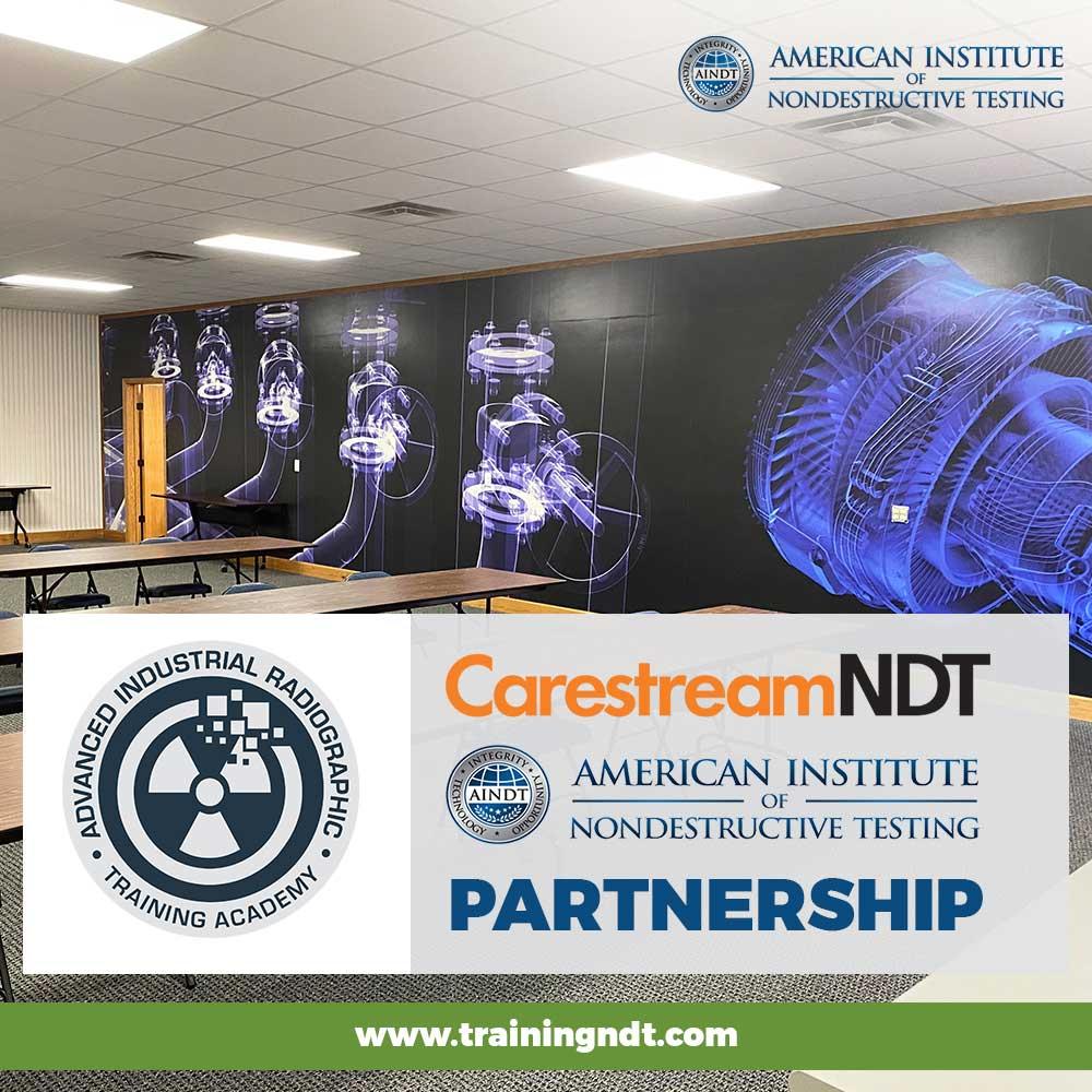 CarestreamNDT and AINDT Announce Partnership