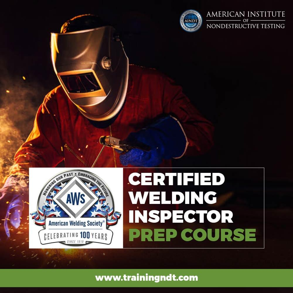 Certified Welding Inspector Prep Course