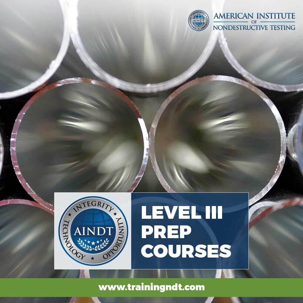 Level III Prep Courses